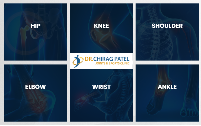 Dr Chirag Patel - Orthopedic Surgeon in Surat
