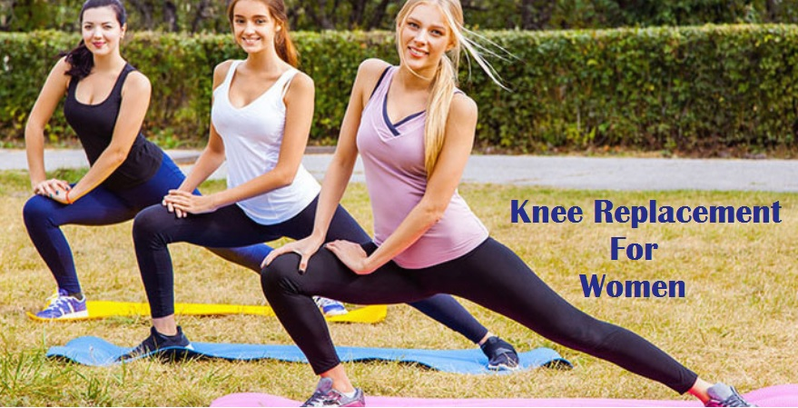 Knee Replacement for Women - Dr Chirag Patel Surat
