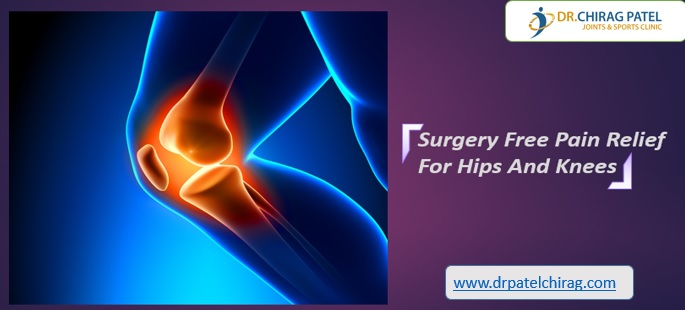 Surgery Free Pain Relief For Hips And Knees