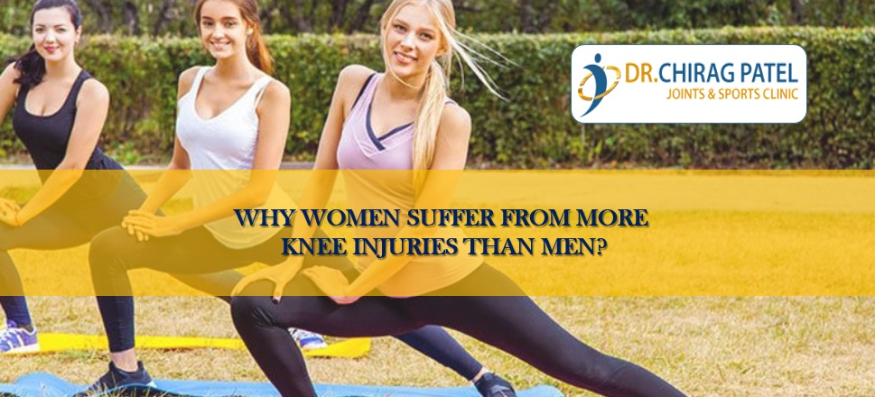 Why Women Have More Knee Pain Than Men