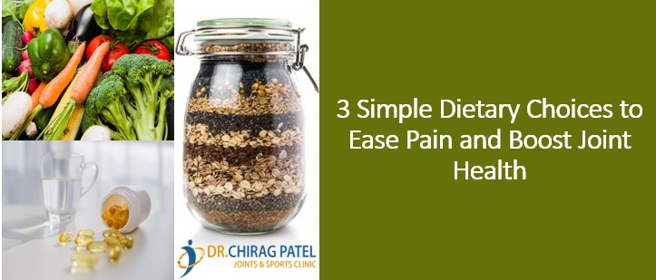 Simple Dietary Choices - Dr Chirag Patel