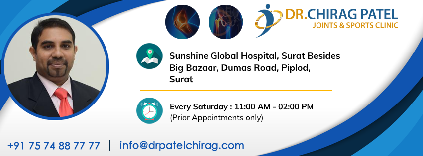 Best Orthopaedic Surgeon in Surat
