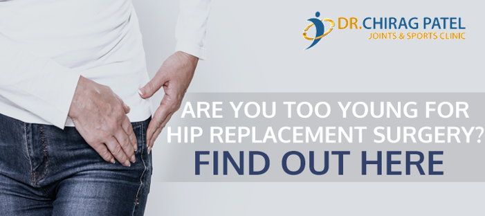 hip replacement surgery for young adults