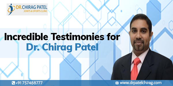 Incredible Patient Testimonies for Dr Chirag Patel