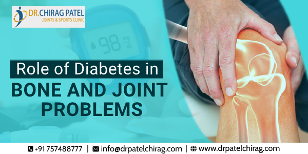 Diabetes in Bone and Joint Problems